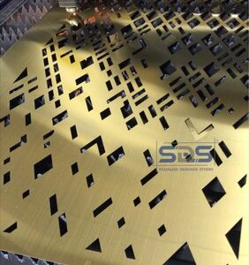 SDS Brand Stainless Steel Screens Jali
