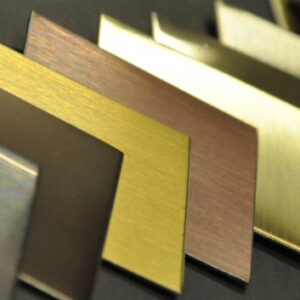 SDS Brand Stainless Steel Decorative Sheets